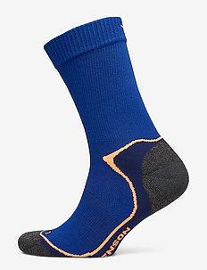 EXTR PERF CREW IPK - tavalliset sukat - blue