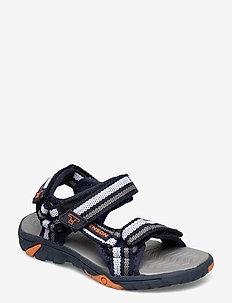 TAIL - sandals - blue