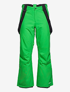 Flash - skiing pants - green