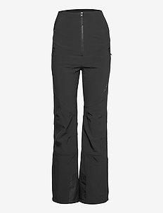 Alya - shell pants - black