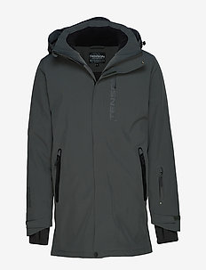Spectre coat - shelljacken - khaki