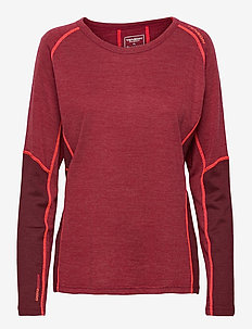 Wonder - thermo ondershirts - deep red