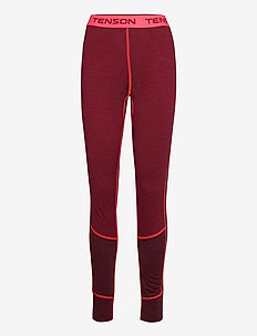 Magica - base layer bottoms - deep red