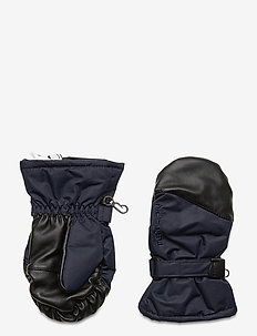 Rocket Jr Mittens - winter clothing - dark blue