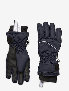 Edge Jr Gloves - winter clothing - dark blue
