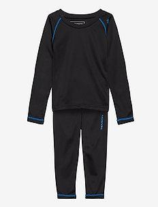 Poppy - sous-vêtements ensembles - black