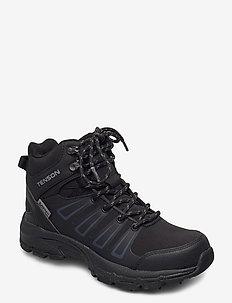 Norrberg Mid Spike W - wandelschoenen - black