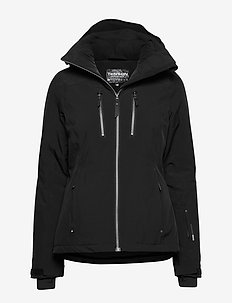 Ellie - shell jackets - black