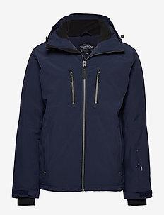 Heim - shell jackets - dark blue