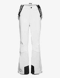 Cyra - softshell pants - white