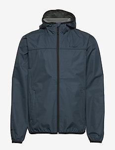 Timon - outdoor- & regenjacken - dark grey