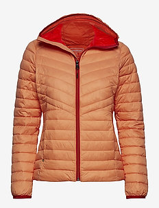 Siri - down jackets - orange