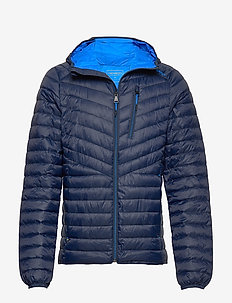 Kofi - down jackets - dark blue