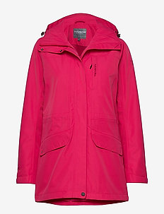 Maisie - outdoor & rain jackets - cerise