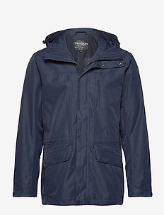 George - sports jackets - dark blue