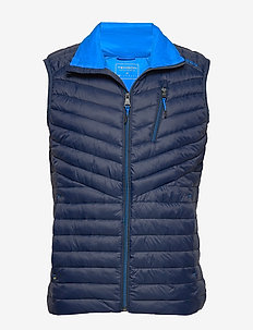 Kahn - outdoor- & regenjacken - dark blue
