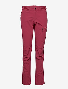 Merga - pantalon de randonnée - deep red