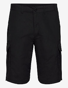 Tom - outdoor shorts - black
