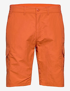 Tom - outdoor shorts - orange