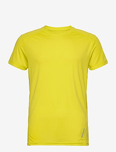 Motion - topy sportowe - yellow