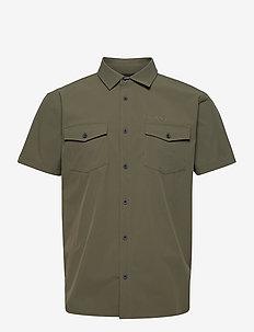 Jess - podstawowe koszulki - khaki
