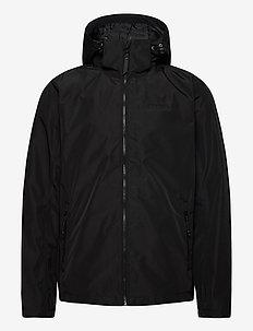 Hilmer - jakker og regnjakker - black
