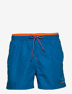Kos - swim shorts - blue