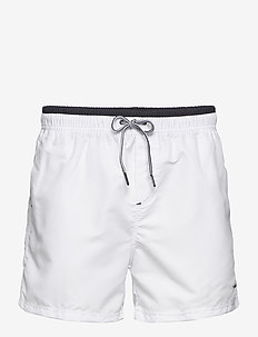 Kos - swim shorts - white