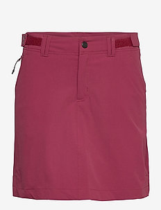 Lora - sports skirts - deep red