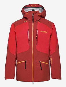 Tau Pro - ski jackets - orange