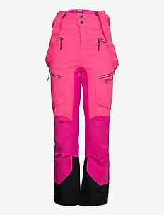Gradient - skiing pants - pink