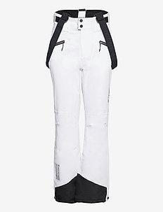 Zenda - skibroeken - white