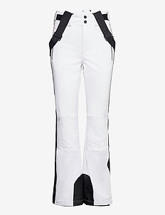 Cora - skiing pants - white