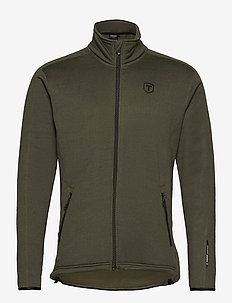 Nilian - fleece - olive