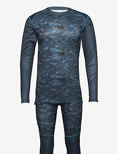 Billy Set Print - overdeler - dark blue