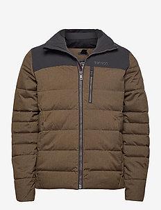 Olin - isolerende jakker - dark khaki