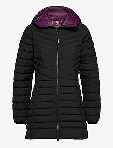Vivid - down jackets - black