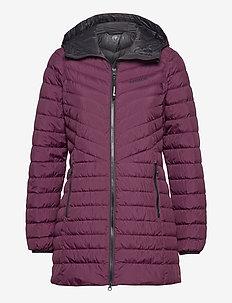 Vivid - outdoor & rain jackets - wine