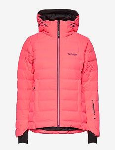 Icebelle - ski jackets - pink