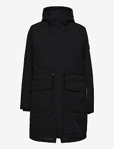 Doris - parka's - black