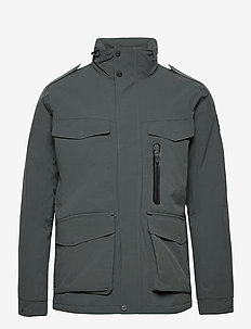 Nyle Pro Stretch - sports jackets - khaki