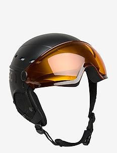 CORE VISOR - vintersportstilbehør - black