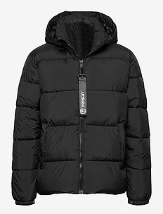 Ode - outdoor & rain jackets - black