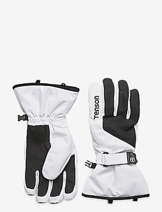 WHISTLER GLOVE - accessories - white