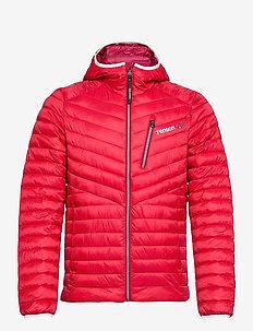 Race AirPush M - ski jassen - red