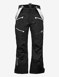 Pow Race - skibroeken - black