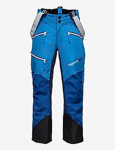 Pow Race - skibukser - blue