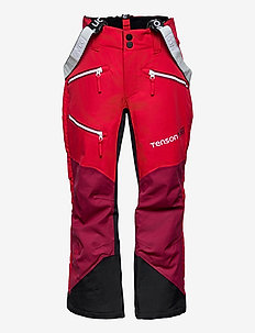 Pow Race - winter trousers - red