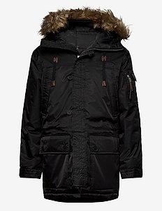Himalaya Annivers. M - isolerende jakker - black