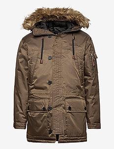 Himalaya Annivers. M - isolerende jakker - dark khaki